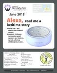 Children's Technology Review, issue 220, v26n6, June 2018