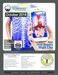 Children's Technology Review, issue 224, v26n10, October 2018