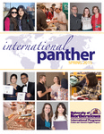 International Panther, Spring 2015 by University of Northern Iowa. Culture and Intensive english Program.