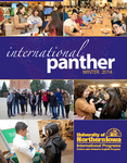 International Panther Newsletter, Winter 2014-2015 by University of Northern Iowa. Culture and Intensive English Program.