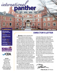 International Panther Newsletter, Winter 2013-2014 by University of Northern Iowa. Culture and Intensive English Program.