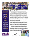 International Panther Newsletter, Fall 2013 by University of Northern Iowa. Culture and Intensive English Program.