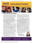 International Panther Newsletter, Spring 2012 by University of Northern Iowa. Culture and Intensive English Program.