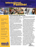 International Panther Newsletter, Fall 2012 by University of Northern Iowa. Culture and Intensive English Program.