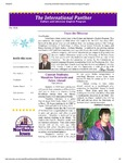 International Panther Newsletter, Fall 2009 by University of Northern Iowa. Culture and Intensive English Program.