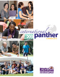 International Panther, Summer 2015 by University of Northern Iowa. Culture and Intensive english Program.