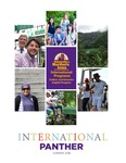 International Panther, Summer 2016 by University of Northern Iowa. Culture and Intensive english Program.
