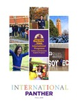 International Panther, Fall 2016 by University of Northern Iowa. Culture and Intensive English Program.