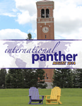 International Panther, August 2014 by University of Northern Iowa. Culture and Intensive English Program.