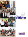 International Panther, Winter 2015-2016 by University of Northern Iowa. Culture and Intensive English Program.