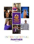 International Panther, Spring 2017 by University of Northern Iowa. Culture and Intensive English Program.