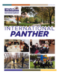 International Panther, Winter 2019 by University of Northern Iowa. Culture and Intensive english Program.