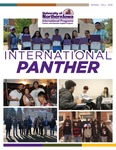 International Panther, Spring - Fall 2019 by University of Northern Iowa. Culture and Intensive English Program.