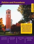 UNI Schedule of Classes, Spring 2020 by University of Northern Iowa