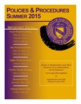 UNI Schedule of Classes, Summer 2015