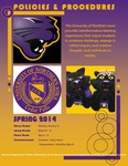 UNI Schedule of Classes, Spring 2014 by University of Northern Iowa