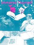 UNI Schedule of Classes, Summer 1992
