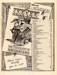 UNI Schedule of Classes, Spring 1989 by University of Northern Iowa