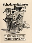 UNI Schedule of Classes, Fall 1988 by University of Northern Iowa