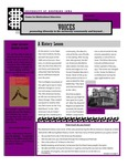 VOICES Newsletter, v6n2, March 2010