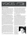 VOICES Newsletter, v5n1, [2006-2007] by University of Northern Iowa. Center for Multicultural Education.