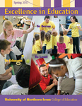 Excellence in Education, Spring 2011 by University of Northern Iowa. College of Education.