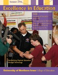 Excellence in Education, Summer 2010 by University of Northern Iowa. College of Education.