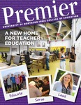 Premier, Fall 2015 by University of Northern Iowa. College of Education.