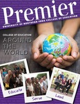 Premier, Spring 2014 by University of Northern Iowa. College of Education.