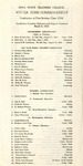 Winter Term Commencement [Program], March 8, 1926 by Iowa State Teachers College