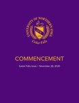 Commencement [Program], November 28, 2020