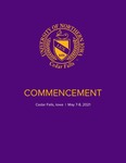 Commencement [Program], May 7-8, 2021