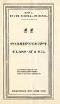 Commencement, June 10, 1903