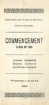 Commencement, June 12, 1901