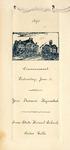 Commencement, June 11, 1890