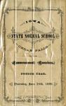 Commencement Exercises, June 24, 1880