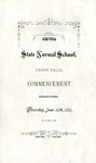 Commencement, June 26, 1879