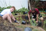 Green Iowa AmeriCorps, Garden Project, Photo 2