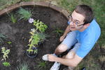 Green Iowa AmeriCorps, Garden Project, Photo 4