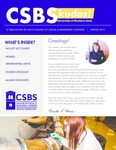 CSBS Kudos, Spring 2019 by University of Northern Iowa. College of Social and Behavioral Sciences.
