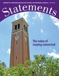 CSBS Statements, v16, Spring 2014 by University of Northern Iowa. College of Social and Behavioral Sciences.