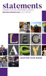 CSBS Statements, v19, Spring 2017 by University of Northern Iowa. College of Social and Behavioral Sciences.