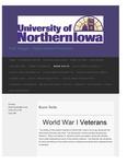 World War I Veterans by Reese Stolte
