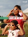 Earth News, v36, Spring 2013 by University of Northern Iowa. Department of Earth Science.