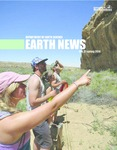 Earth News, v37, Spring 2014 by University of Northern Iowa. Department of Earth Science.