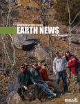 Earth News, v38, Spring 2015 by University of Northern Iowa. Department of Earth Science.