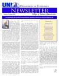 Department of Economics Newsletter, v19, Spring 2014 by University of Northern Iowa. Department of Economics.
