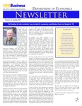 Department of Economics Newsletter, v22, Spring 2017 by University of Northern Iowa. Department of Economics.