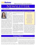 Department of Economics Newsletter, v23, Spring 2018 by University of Northern Iowa. Department of Economics.