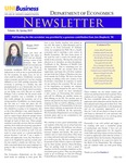 Department of Economics Newsletter, v24, Spring 2019 by University of Northern Iowa. Department of Economics.